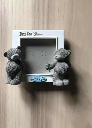 Рамка для фото с мишками