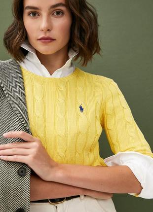 Элитный свитер поло