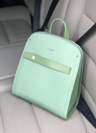 Бананка клатч бежевый сумка барсетка эко кожа летняя хаки зелёный квадратная рюкзак