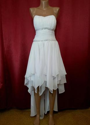 Платье выпускное, свадебное  hand made