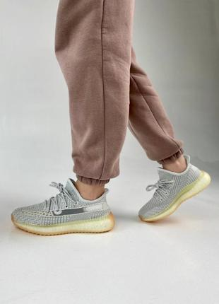 Кроссовки adidas boost 350 v23 фото
