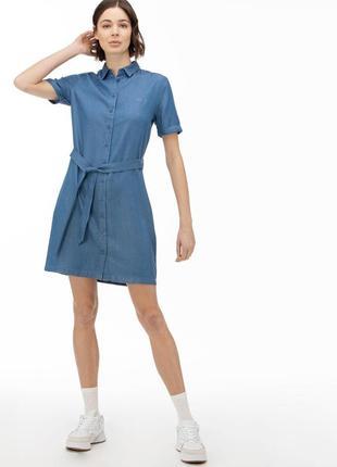 Платье lacoste оригинал