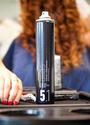 Лак для волос ультрасильной фиксации atlas estel2 фото