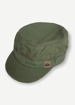 Кепка шапка капелюх бейсболка quiksilver оригинал