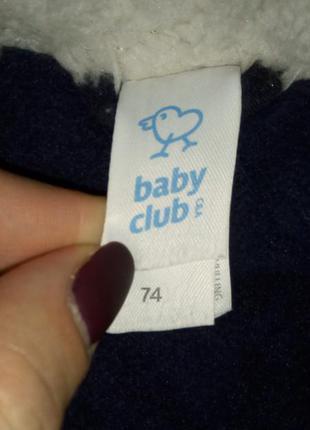 Демисезонная парка baby club c&a3