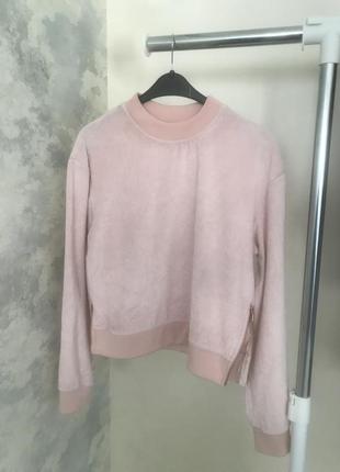 Кофта розовая tally weijl