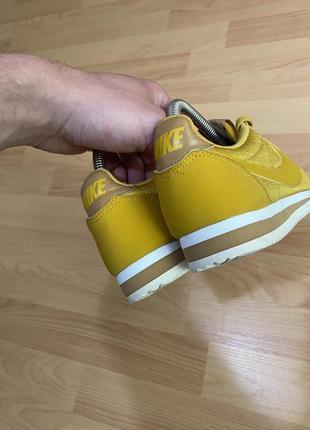 Женские кроссовки кеды nike cortez жіночі кроссівки кеди3 фото