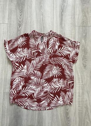 Летняя блузка.