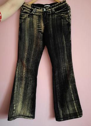 Джинсовые брюки george
