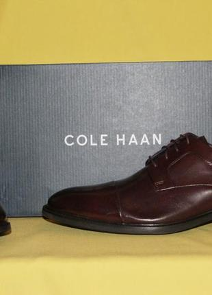 Туфли мужские cole haan, размер 482 фото