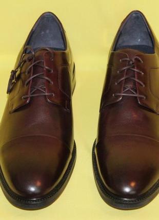 Туфли мужские cole haan, размер 485 фото