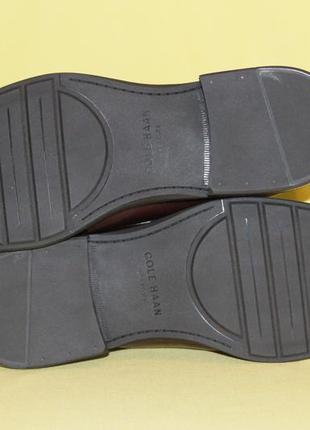 Туфли мужские cole haan, размер 487 фото