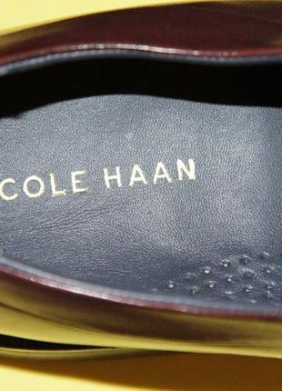 Туфли мужские cole haan, размер 488 фото