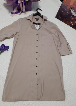 Классное платье рубашка, длинная рубаха