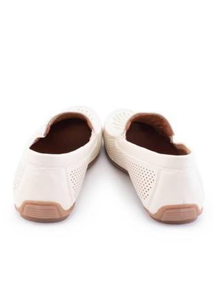 Мужские летние туфли с перфорацией4 фото