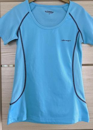 Футболка спортивная термо футболка трекинговая для спорта туризма kilimanjaro распродажа