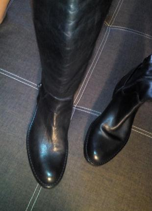 Круті брендові чобітки mexx,натуральна шкіра
