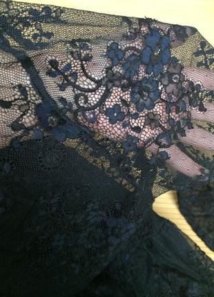Стильное гипюровое платье,размер xl4 фото
