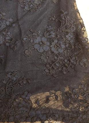 Стильное гипюровое платье,размер xl5 фото