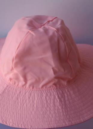 Carters carter's новая двосторонняя панамка панама шляпа