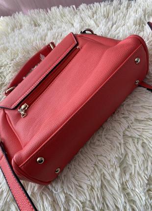 Оранжевая сумка3 фото