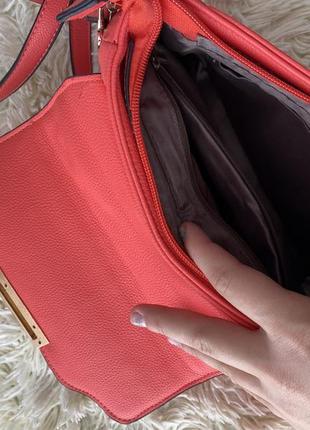 Оранжевая сумка6 фото