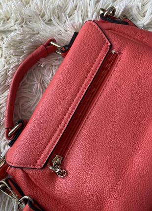 Оранжевая сумка7 фото