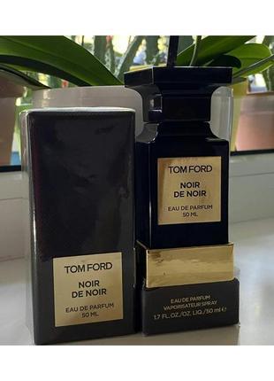 Остаток в флаконе оригинал tom ford noir de noir
