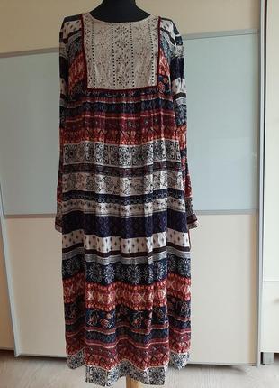 Миди платье,   uk20 eur48