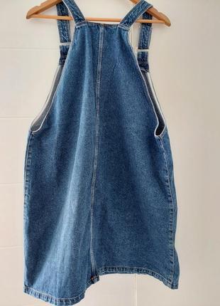 Комбинезон джинсовый new look8 фото