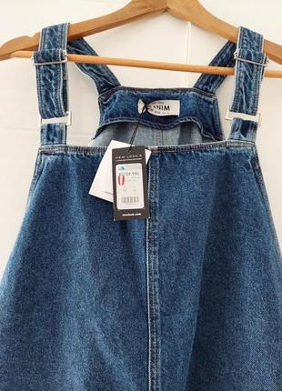 Комбинезон джинсовый new look7 фото