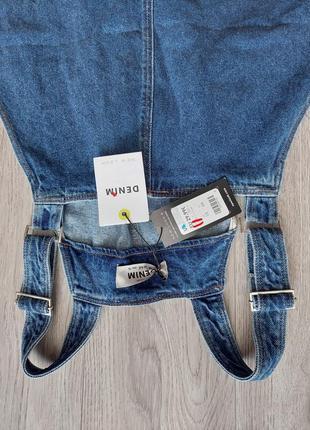 Комбинезон джинсовый new look3 фото