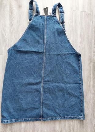 Комбинезон джинсовый new look4 фото