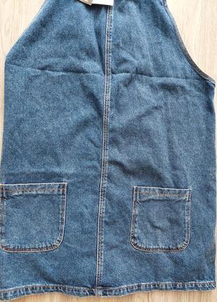 Комбинезон джинсовый new look2 фото