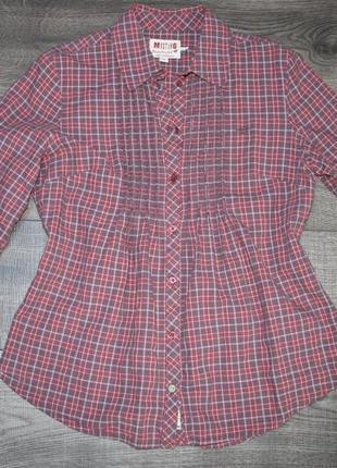 Стильная рубашка s/xs