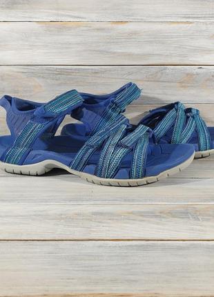 Teva tirra halcon teal blue оригинальные босоножки оригінальні босоніжки