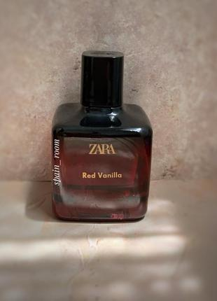 Духи zara red vanilla /жіночі парфуми /туалетна вода