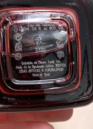 Духи zara red vanilla /жіночі парфуми /туалетна вода3 фото