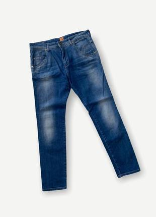 Джинси штани брюки hugo boss orange