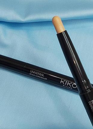 Консилер kiko milano universal stick concealer