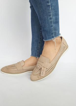 Шкіряні туфлі ❤new look❤