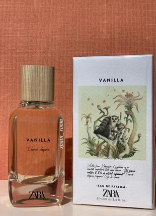 Духи zara vanilla french elegance /парфуми /парфюм