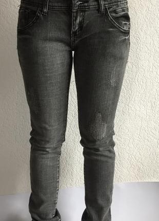 Сірі джинси)
