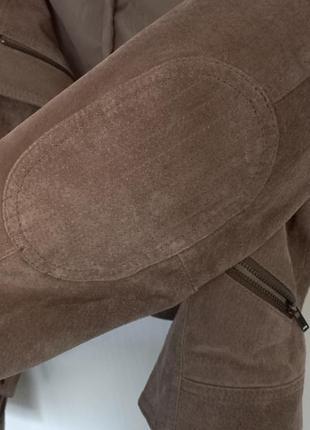 Продам кожаную куртку/косуху h&m4 фото