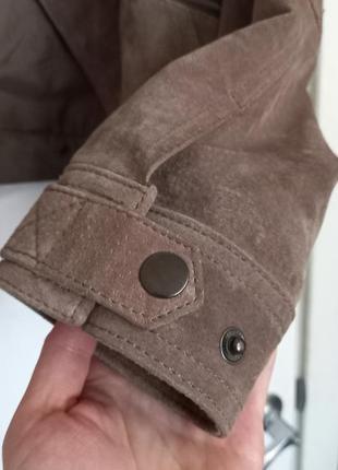 Продам кожаную куртку/косуху h&m5 фото