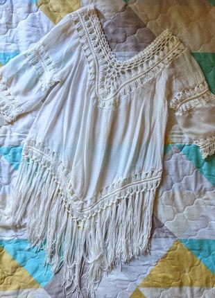 Блуза в богемном стиле