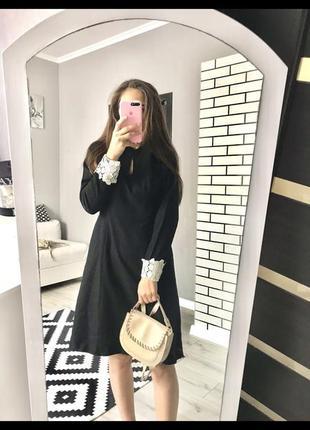 Актуальное женское платье свободное плаття сукня жіноче платья
