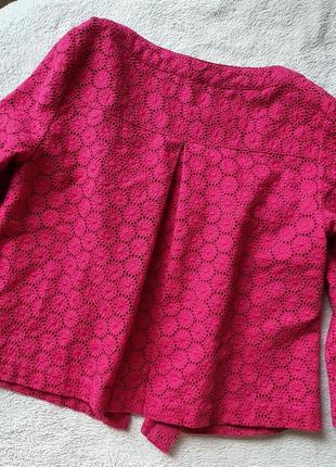 Пиджак из прошвы3 фото