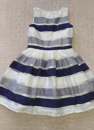 Нарядное платье debenhams на 11 лет