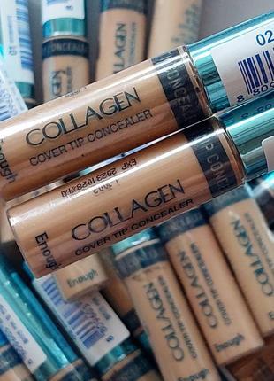Коллагеновый консилерenoughcollagen cover tip concealer
